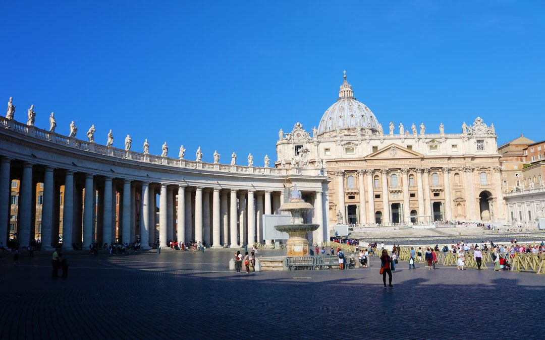 Vatican City – the How-to guide