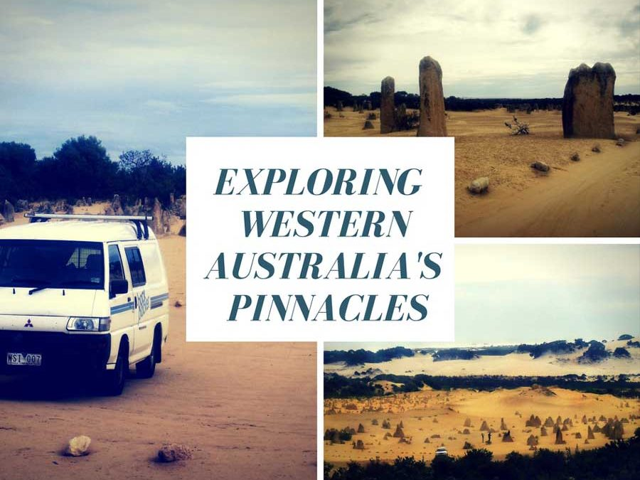 Exploring Western Australia's Pinnacles